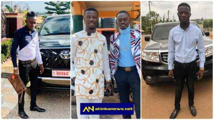 'You are not richer than anybody' –Kwaku Manu tells Lil Win [Watch]