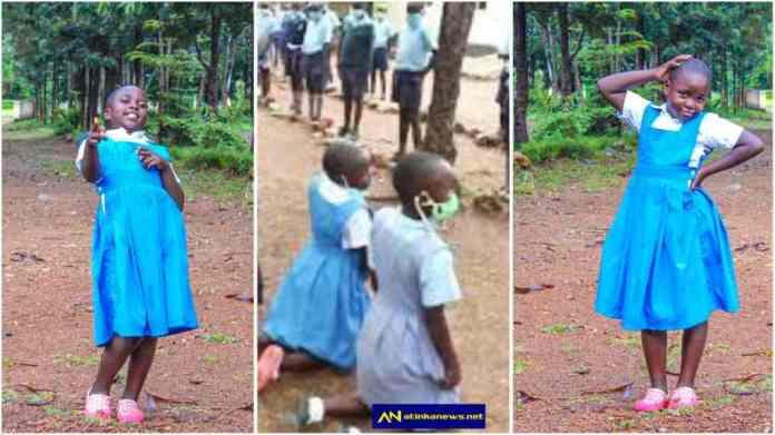 Meet Bridget Bema, the Kenyan girl in viral school video [watch ]