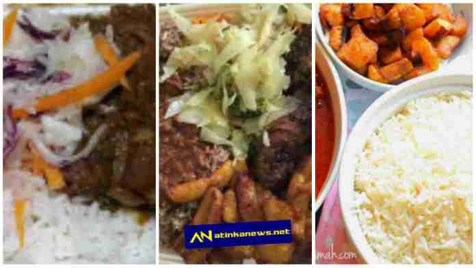 Man reveals what he found in his food at a Restaurant