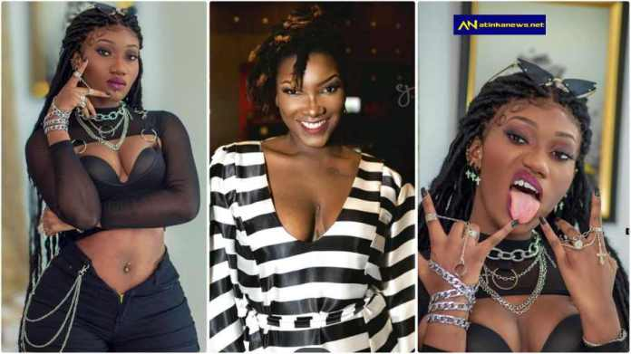 Wendy Shay and Ebony Reigns
