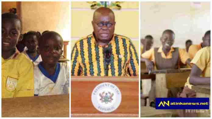 Prez Nana Addo announce reopening date for schools [Full details]