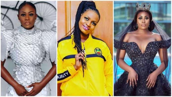 Ayisha Modi and Nana Akua Addo