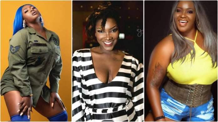 Kim Maureen: Ebony's replacement sheds tears as she drops hot secret on live radio [video]