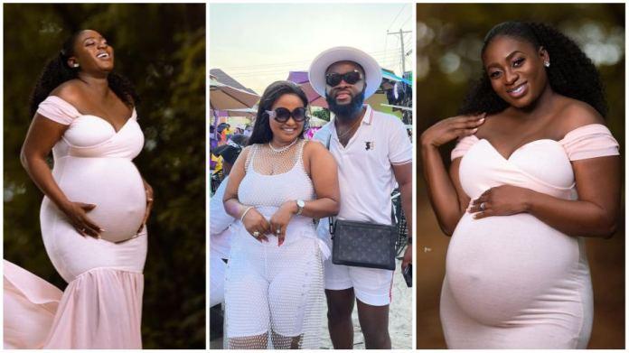 Nana Ama McBrown husband impregnated her best friend NyoNyo