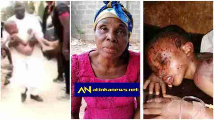 80 years old prophetess caught