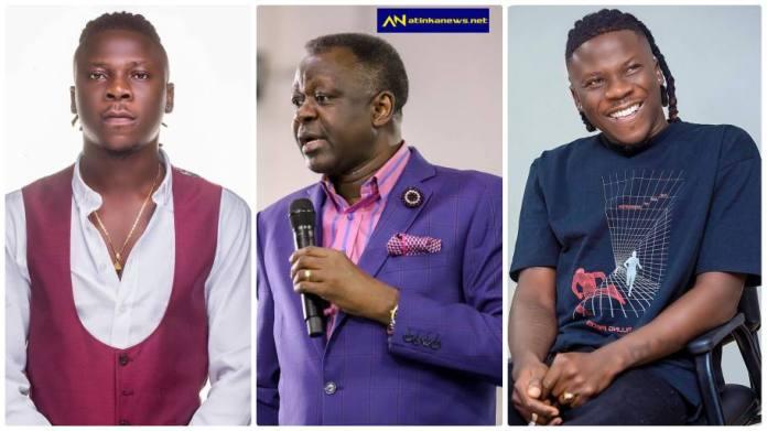 Stonebwoy features Pastor Eastwood Anaba