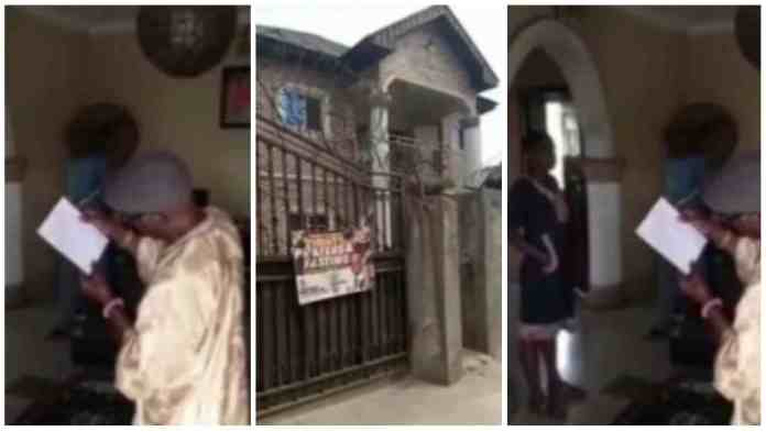Man donates his family house to Christ Embassy