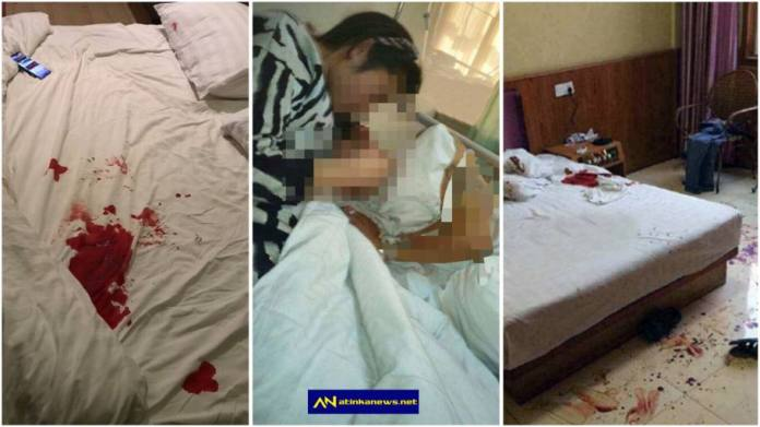 Prophet gets his male member cut off after he was caught in bed with another man's wife