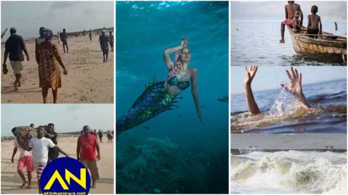 Rescued boy narrates what led to the drowning after seeing Maame Water