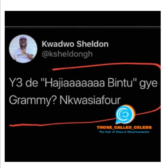Shatta Wale and Kwadwo Sheldon