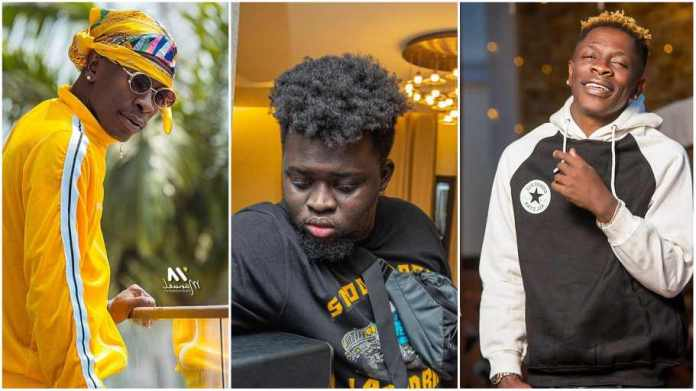 Shatta Wale and MOG Beatz fight ugly online over unpaid work on Reign Album