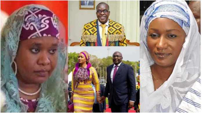 """""""We want Ramatu """" – NDC MPs chant name of Bawumia 1st wife after Samira was introduced in parliament"""