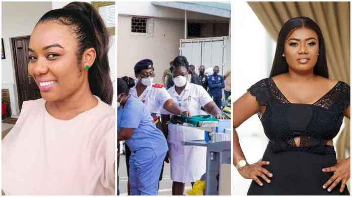 """""""Why I decided not to take Covid-19 vaccine"""" – Bridget Otoo drops two reasons [Watch]"""