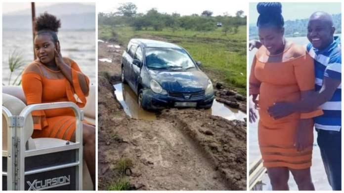 Mud thwarts man's attempt to dump his girlfriend's body
