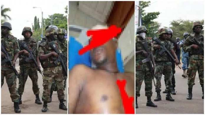 Naval officer stabs Airforce soldier after catching