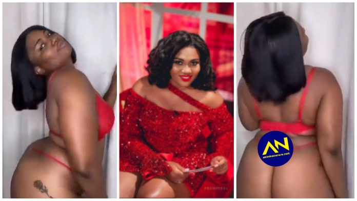 'May I Lose it all' – TV3 presenter, Abena Korkor says as she goes Nud£ in new video