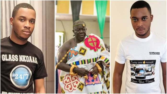 Twene Jonas and Otumfuo Osei Tutu news