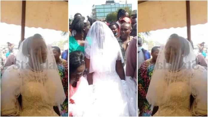 woman weds the Holy Spirit