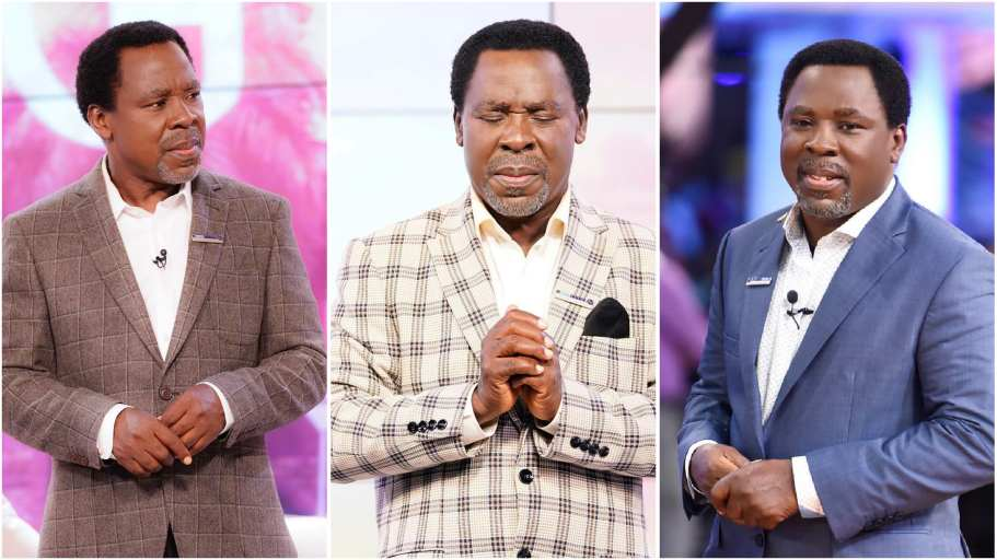 How Prophet TB Joshua died, his last moments during church service video - Nsemsisi.com