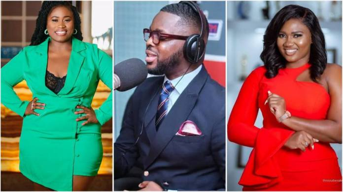 Lydia Forson speaks after Abena Korkor disclosed that Kojo Yankson she slept with her