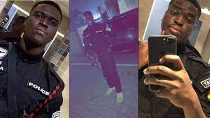 Last video of police officer killed in bullion van robbery