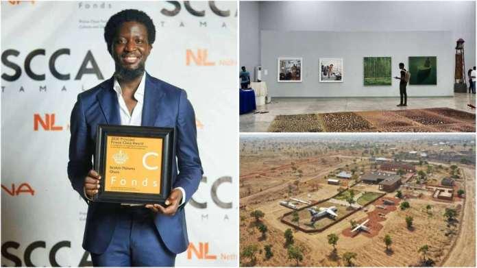 Ibrahim Mahama Savannah Centre for Contemporary Art