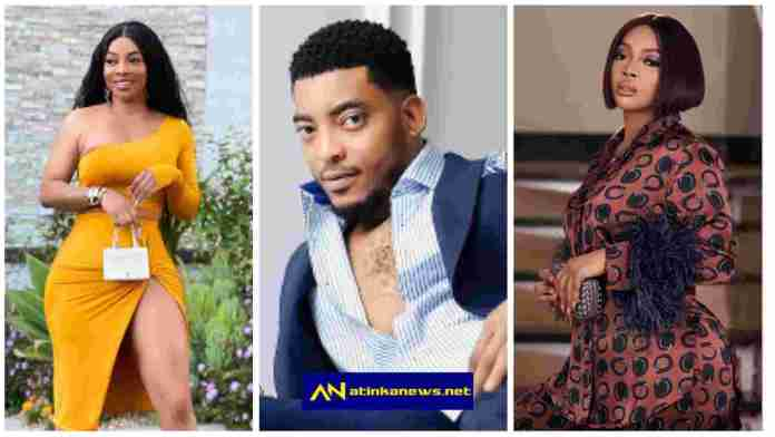 Toke Makinwa, forces James Gardiner to marry her