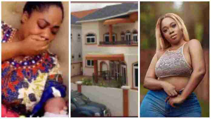 Moesha Buduong to leave her five-bedroom mansion