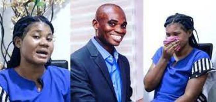 """""""He promised to marry me and I allowed him chop me"""" – 17 year girl impregnated by Dr UN speaks [Video]"""