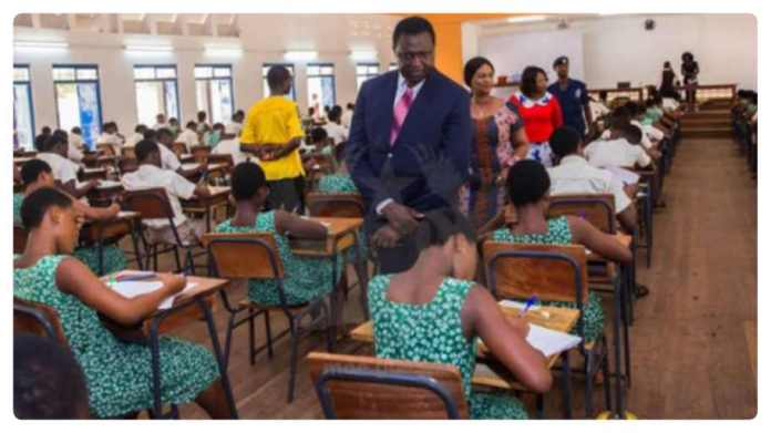 2021 English and Elective Maths WASSCE papers leak on social media