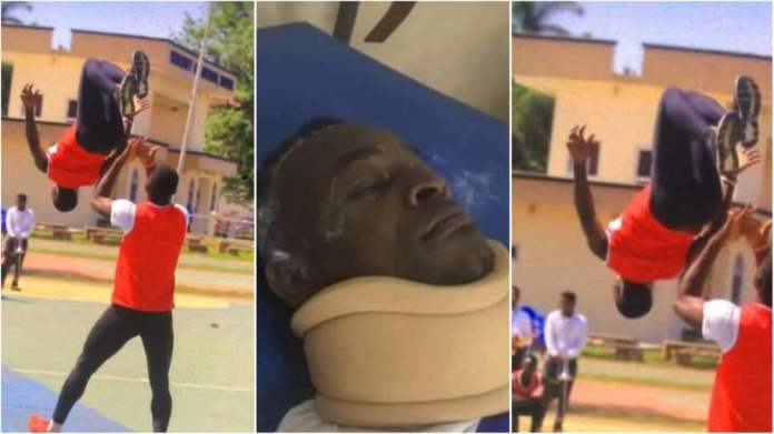 Level 400 student at UEW dies whilst celebrating after writing final exam
