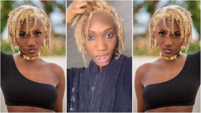 Wendy Shay real face without makeup