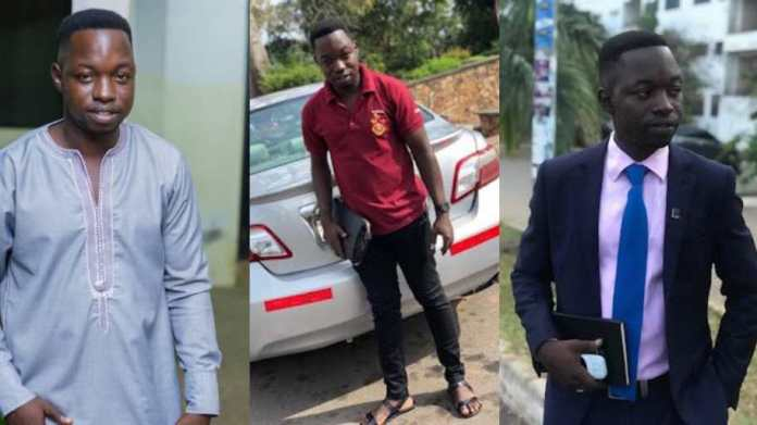 Tears as level 400 student of Legon dies leaving behind mysterious message