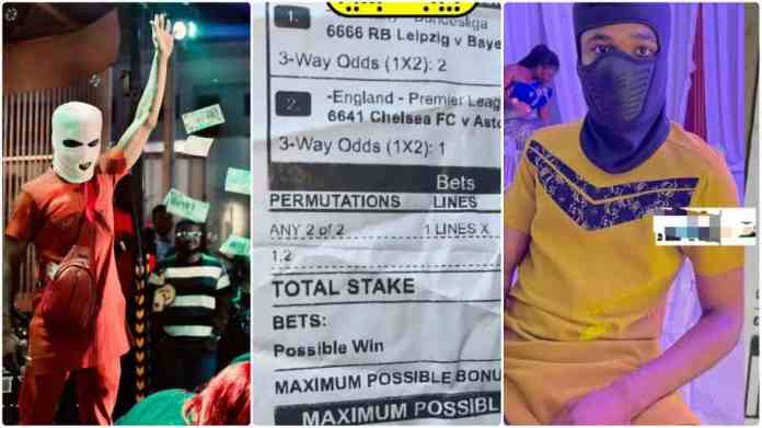 Ghanaian man wins over GHC225k with a bet