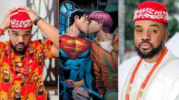 Actor Uchemba tells parents to watch their kids as Disney unveils Superman
