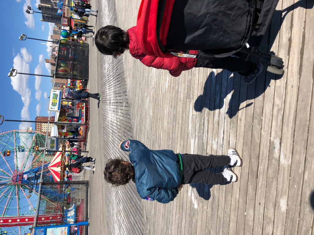 coney island on a budget from the boardwalk