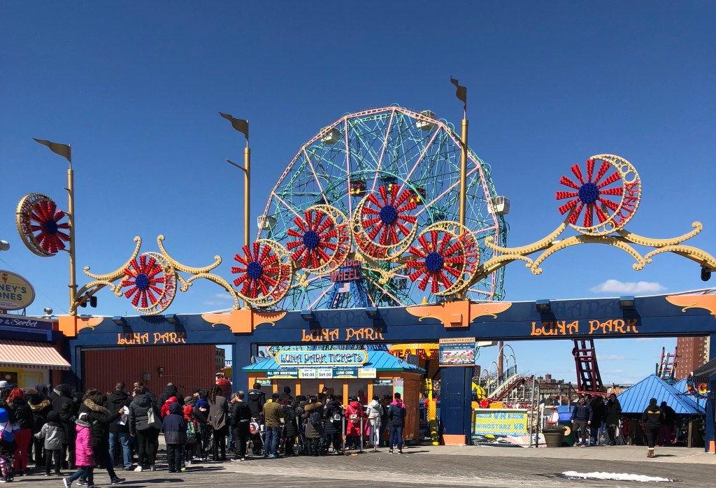 coney island on a budget entrance and tickets