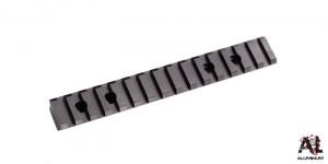 """6"""" Aluminum Picatinny Rail"""