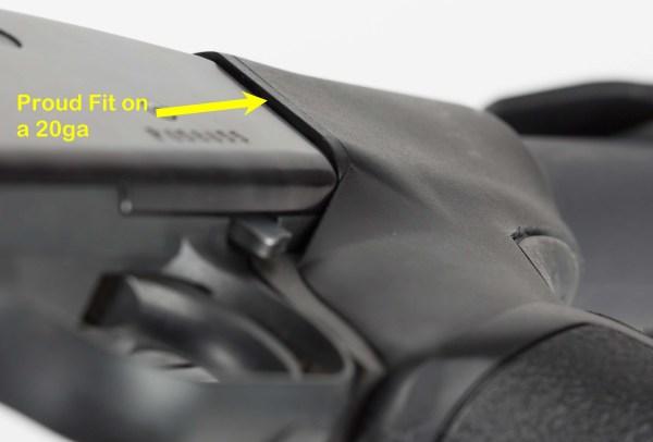 T3 Rear Pistol Grip