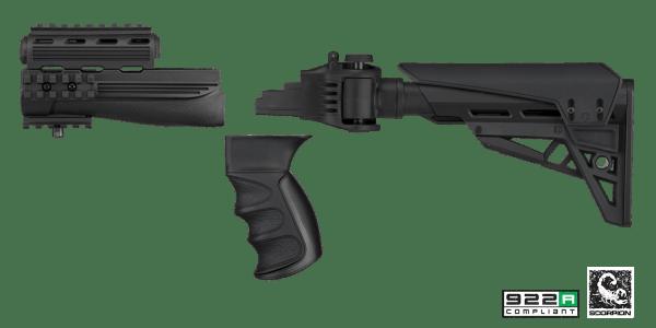 Strikeforce AK-47 Package In Black-0