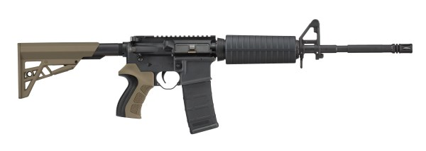 TactLite AR-15 Mil-Spec Stock & Buffer Tube Assembly Package