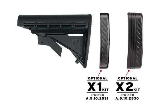 Classic AR-15/10 Mil-Spec Stock