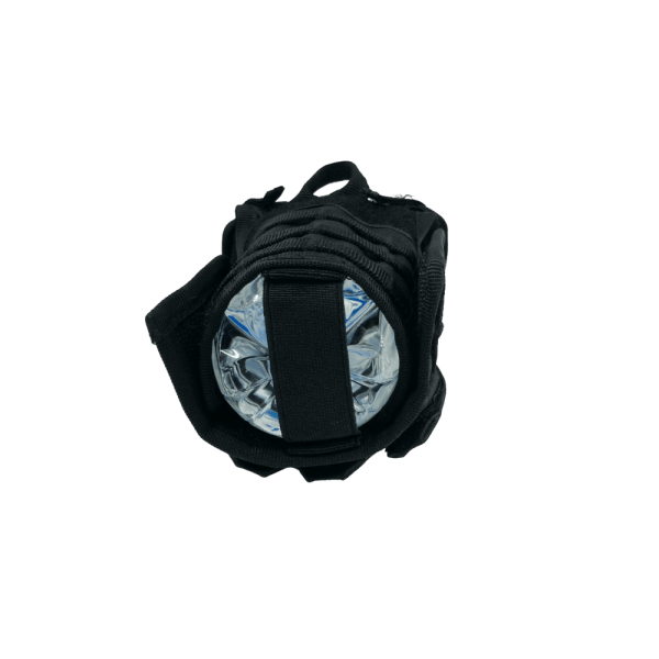 Black Tactical Vest Drink Cooler