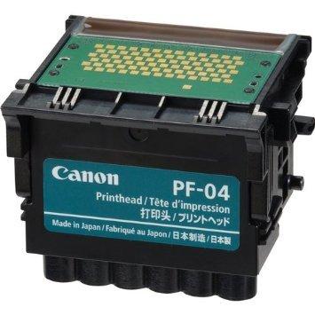 Limpieza y reset de cabezales Canon PF-03, PF-04(solo limpieza) y  PF-05