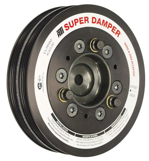 small resolution of dodge srt4 super street damper