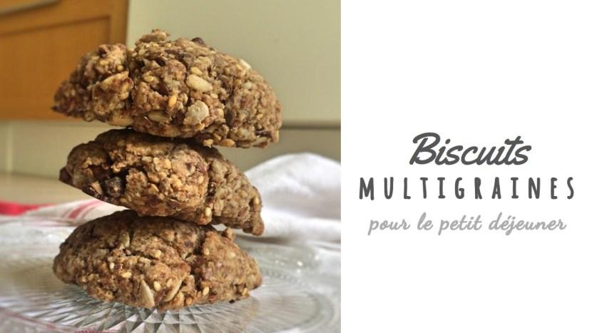 Biscuits vegan petit-déjeuner - recettes végétariennes et vegan - atirelarigot