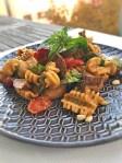 pates aux legumes du soleil - recettes végétariennes et vegan - atirelarigot