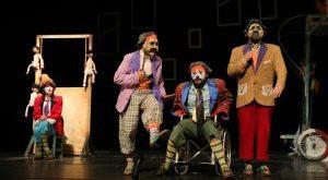 مسرحية ثلاثة حكايا