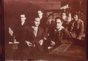 Mircea Vulcanescu-echipa etnografica