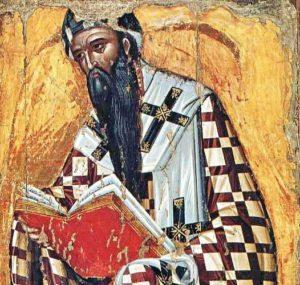 Vasile Cel Mare Sinod Creta